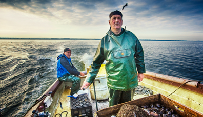 2. Food from Northern Ireland's waters