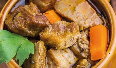 WATCH: How to make an Irish beef stew