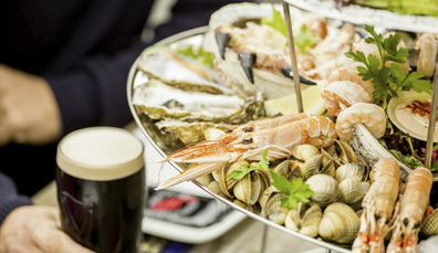 Get a taste of Ireland's food