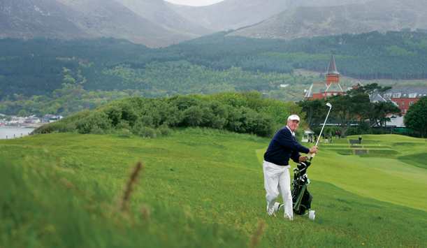 The Royal County Down Golf Club, County Down