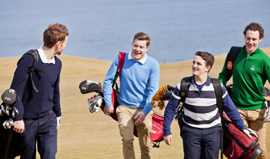 Ireland information: golf