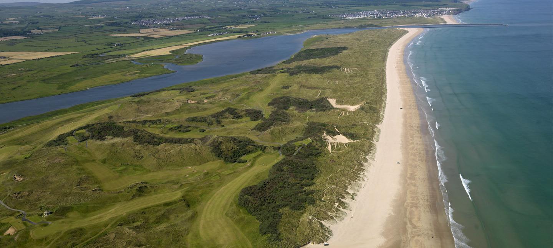 golfplätze irland karte Golf auf der Insel Irland | Ireland.com