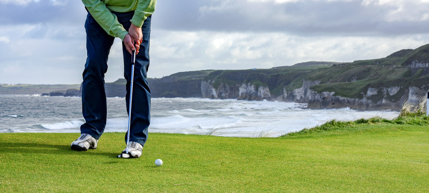 Royal Portrush Golf Club, comté d'Antrim