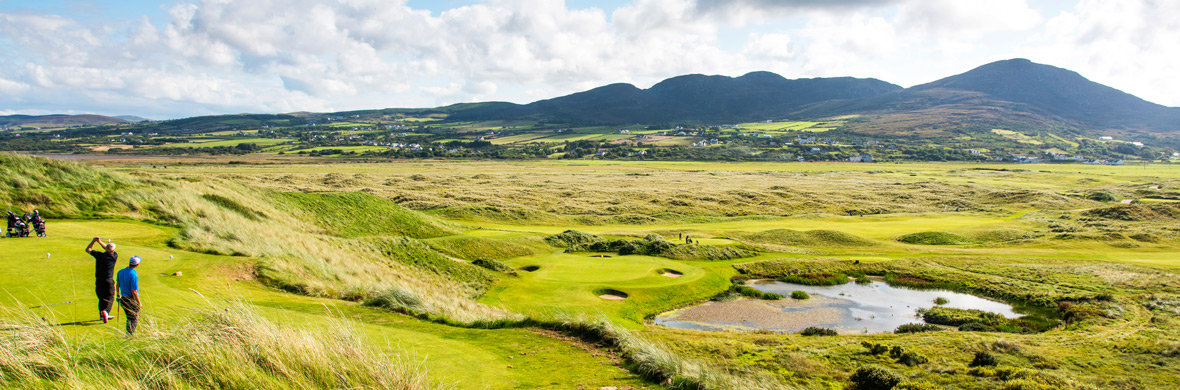 Ballyliffin Golf Club, comté de Donegal