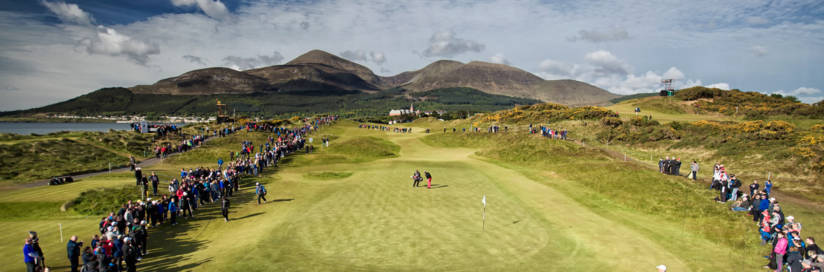 Royal County Down Golf Club, comté de Down