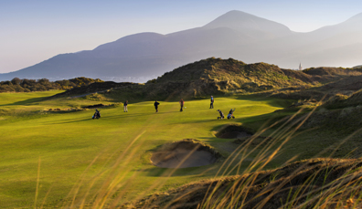 Golf in Noord-Ierland