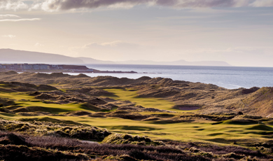 The 148th Open in Northern Ireland