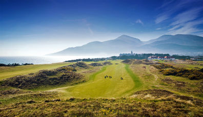 Golf in Ierland