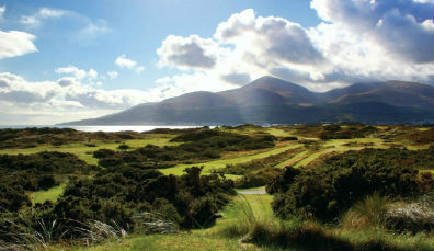 Idée d'excursion : golf en Irlande du Nord