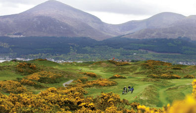 Golf in Irlanda del Nord