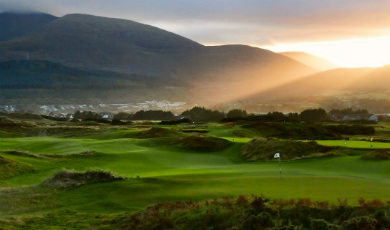 Golf in Northern Ireland