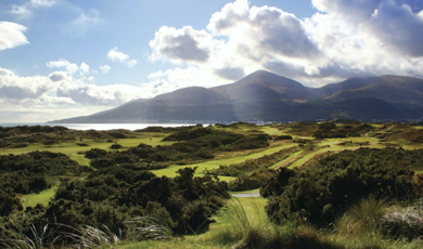 Trip idea: Golf in northern Ireland