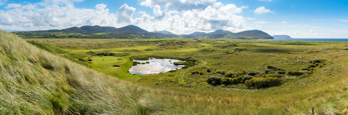 Ballyliffin Golf Club, County Donegal