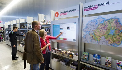 Regionale Touristeninformationen