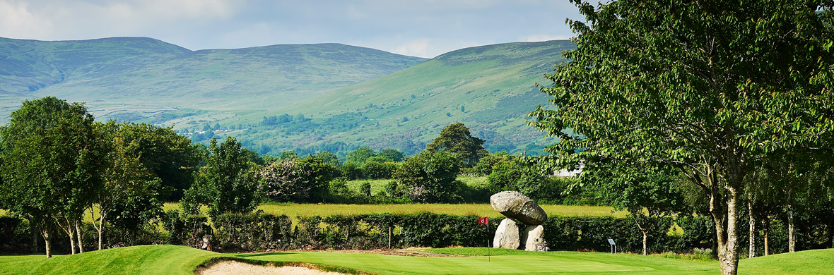 Proleek Dolmen, County Louth