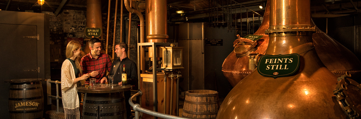 Jameson Distillery, County Dublin