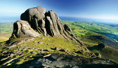 Die Mourne Mountains