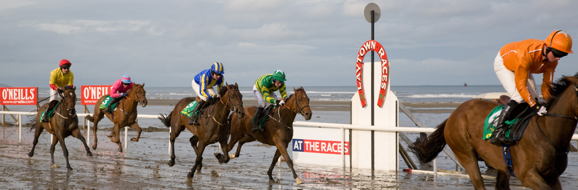 Laytown Races, County Meath