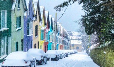 6 wonderful images of Ireland in winter