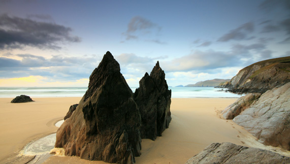 Coumeenole Beach, County Kerry