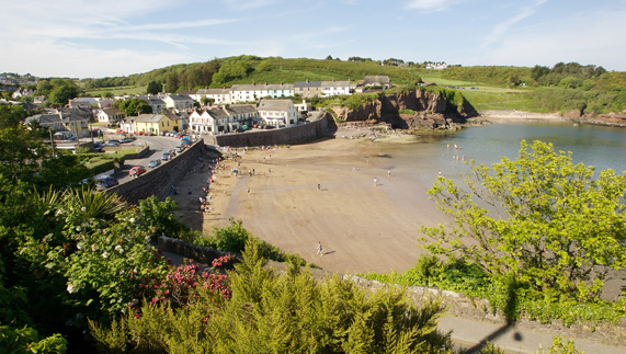Dunmore East, County Waterford