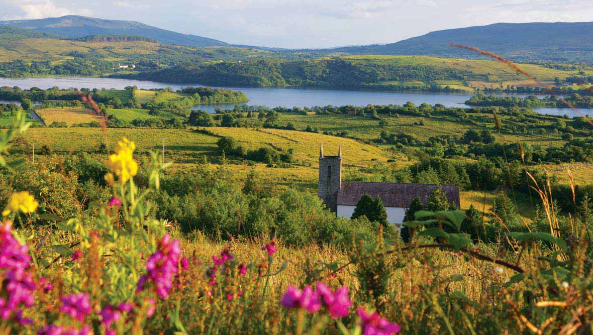 Lough McNean, Fermanagh Lakelands
