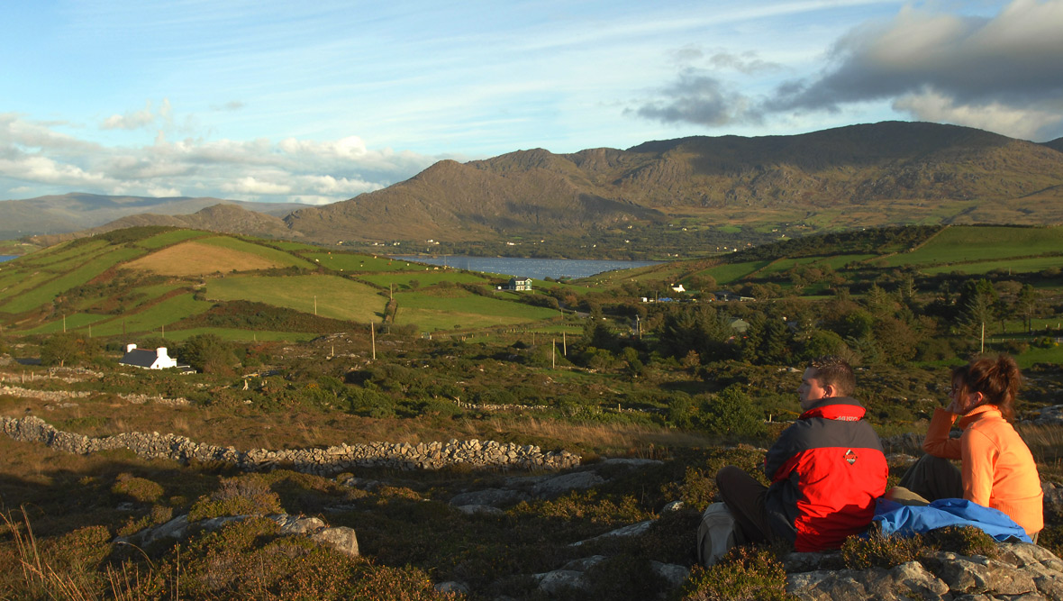 Ardgroom, the Beara Peninsula