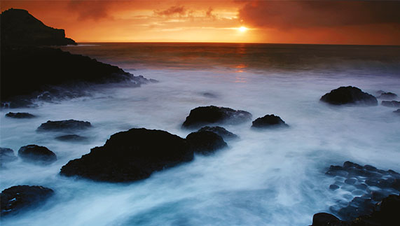 Number 5: Giant's Causeway, County Antrim