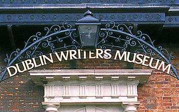 Das Dublin Writers-Museum