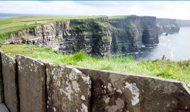 Harry Potter and the Cliffs of Moher