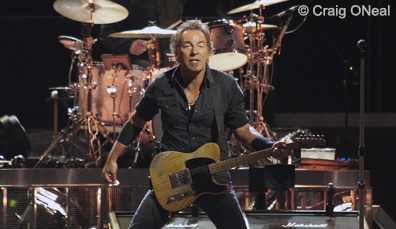 Bruce Springsteen's Irish roots