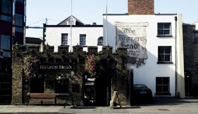 The Brazen Head, Lower Bridge Street