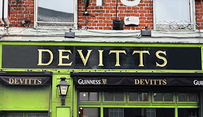 Devitts, Lower Camden Street