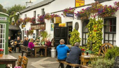 Johnnie Fox's, Glencullen, County Dublin