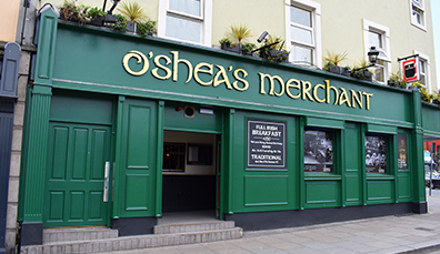 O'Shea's Merchant, Lower Bridge Street