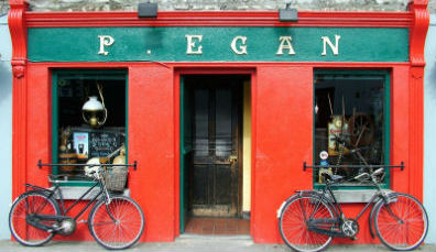 Ireland's unusual pubs