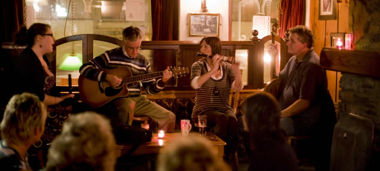 Music in Ireland   Ireland com