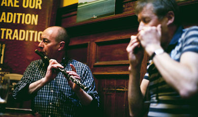 Dublin's brilliant trad music pubs