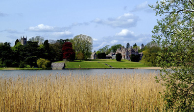 6. Castle Spa Break, County Monaghan