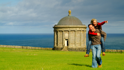 Mussenden Temple, County Londonderry