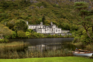 Connemara's Kylemore Abbey
