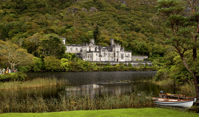 A real love story: Kylemore Abbey