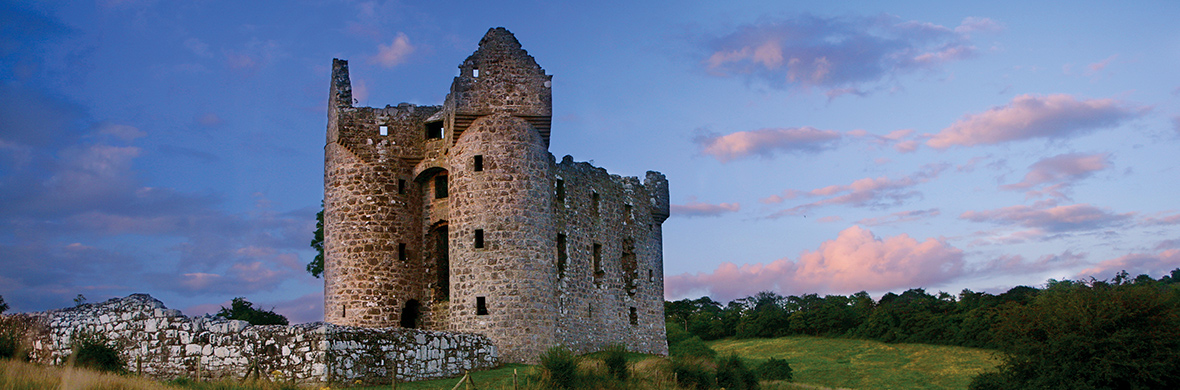Monea Castle, county Fermanagh