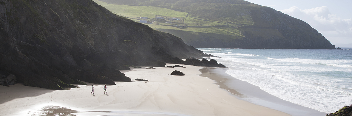 Coumeenoole Beach, county Kerry