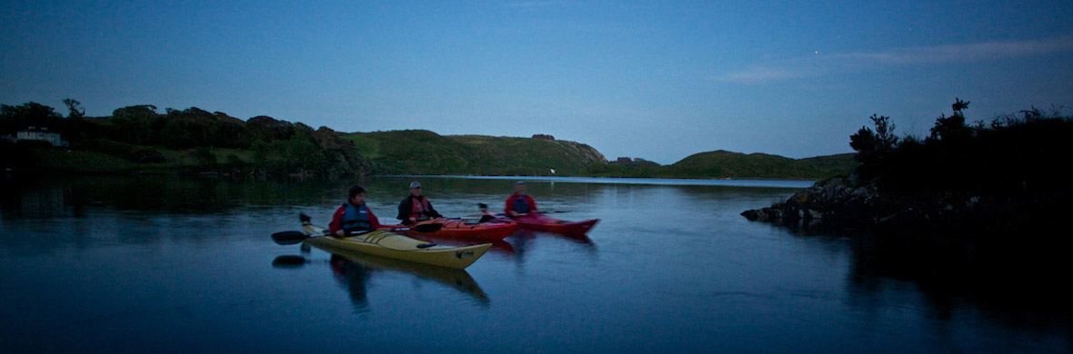 Lough Hyne, County Cork