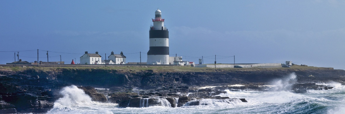 Phare de Hook Head, comté de Wexford