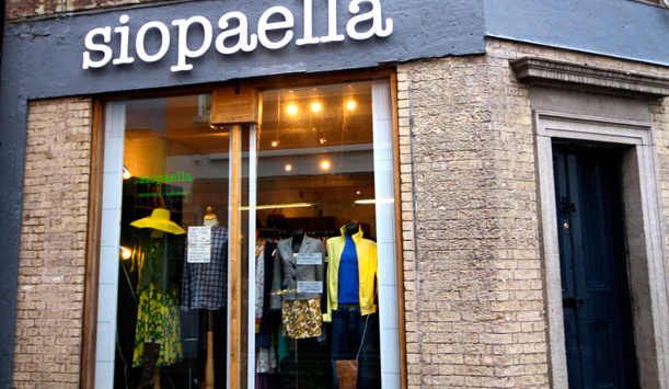 Siopaella, Temple Bar, Dublin city