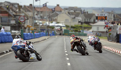 International North West 200, Portrush, County Antrim, 7 — 13 May