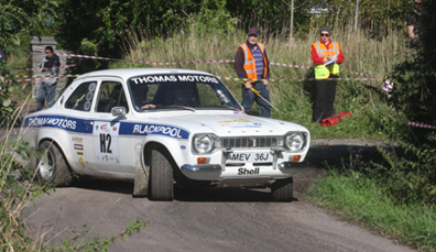 Cork20 International Rally, Fermoy, County Cork