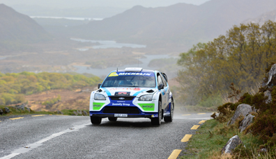 Killarney Rally of the Lakes, Killarney, Contea di Kerry, 28 – 29 aprile
